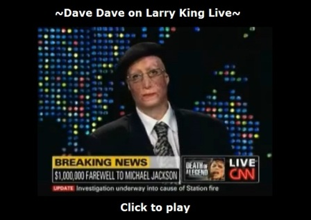 Dave Dave on Larry King Live