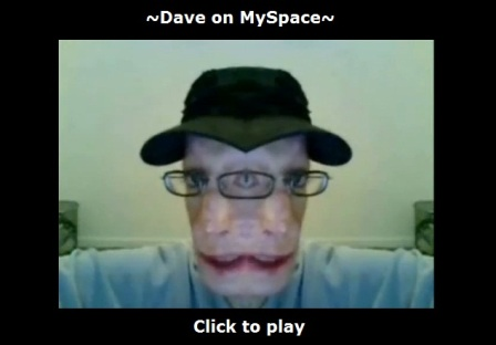 Dave Dave on MySpace